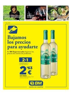 Catálogo BM Supermercados ( 2 días más )