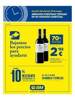 Catálogo BM Supermercados ( Caducado )