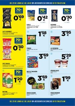 Ofertas de Buitoni en BM Supermercados