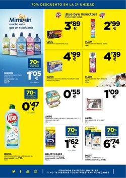 Ofertas de Gillette en BM Supermercados