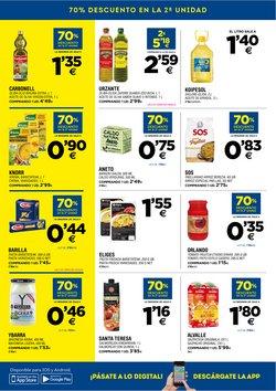 Ofertas de Crema de calabaza en BM Supermercados