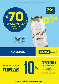 Catálogo BM Supermercados en Pamplona ( 2 días más )