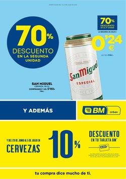 Catálogo BM Supermercados en Calahorra ( 5 días más )