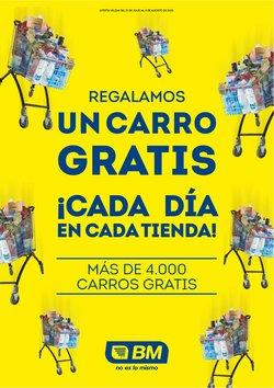 Ofertas de flores en el cat谩logo de BM Supermercados ( Caduca ma帽ana)