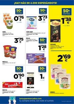 Ofertas de Nocilla en BM Supermercados