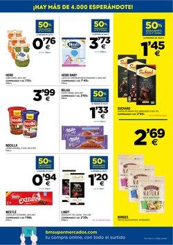 Ofertas de Leche de continuación en BM Supermercados