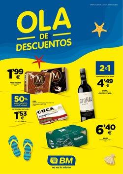Catálogo BM Supermercados en Collado Villalba ( 15 días más )