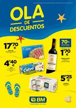 Catálogo BM Supermercados en Abadiño ( 10 días más )
