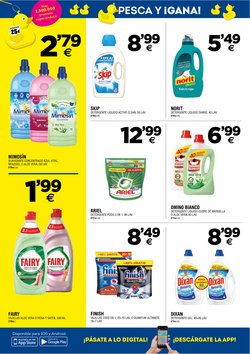 Ofertas de Omino Bianco en BM Supermercados