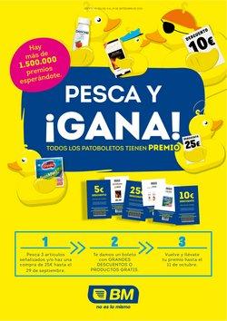Catálogo BM Supermercados en Moralzarzal ( 5 días más )