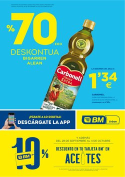 Catálogo BM Supermercados en Getxo ( Publicado ayer )