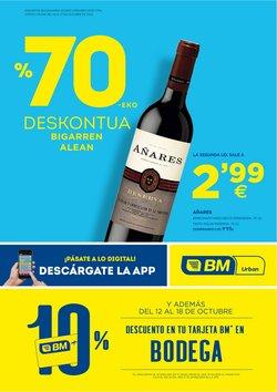 Catálogo BM Supermercados en Gernika-Lumo ( 7 días más )