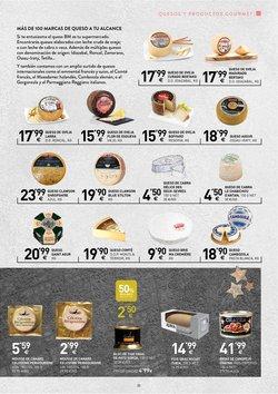 Ofertas de Queso brie en BM Supermercados