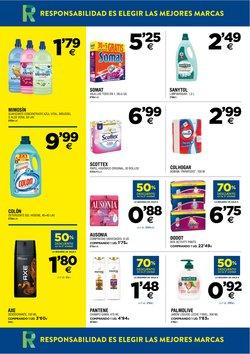 Ofertas de Jabón líquido en BM Supermercados