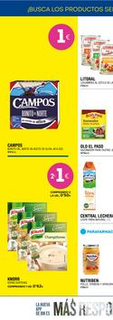 Ofertas de Champiñones en BM Supermercados
