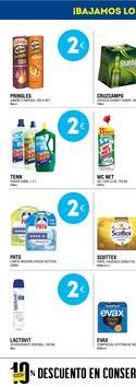 Ofertas de Tenn en BM Supermercados
