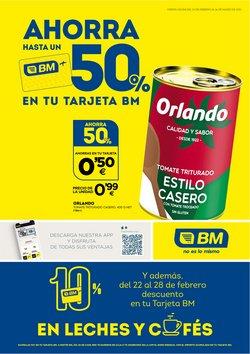Ofertas de perfumes en el catálogo de BM Supermercados ( 9 días más)