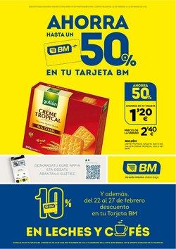 Catálogo BM Supermercados ( 15 días más)