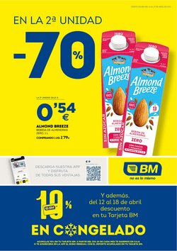 Ofertas de BM Supermercados en el catálogo de BM Supermercados ( Caducado)