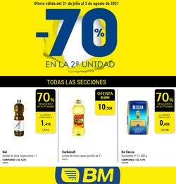 Catálogo BM Supermercados ( 2 días más)