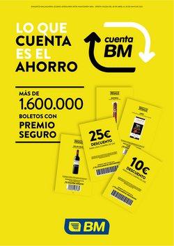 Catálogo BM Supermercados ( 7 días más)