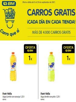 Ofertas de BM Supermercados en el catálogo de BM Supermercados ( Caduca mañana)
