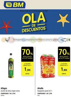 Catálogo BM Supermercados ( Publicado hoy)