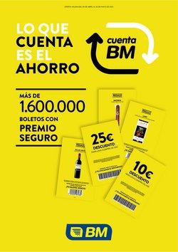 Catálogo BM Supermercados ( 11 días más)