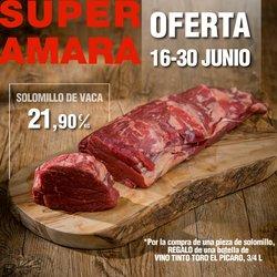 Catálogo SUPER AMARA ( 5 días más)