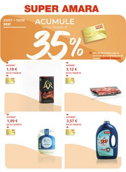 Ofertas de SUPER AMARA en el catálogo de SUPER AMARA ( Publicado hoy)