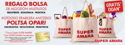 Ofertas de SUPER AMARA  en el folleto de Donostia-San Sebastián