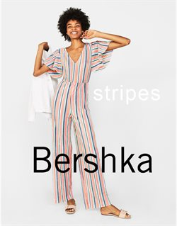 Ofertas de Pantalones mujer  en el folleto de Bershka en Ronda