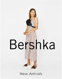 Ofertas de Ropa, zapatos y complementos  en el folleto de Bershka en Alcorcón