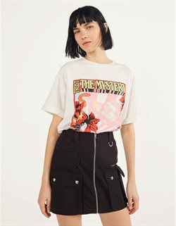 Ofertas de Camiseta mujer en Bershka