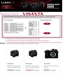Ofertas de Visanta en el catálogo de Visanta ( 27 días más)
