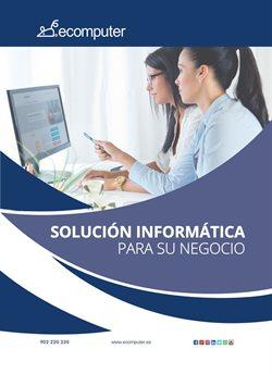 Ofertas de Ecomputer  en el folleto de Zaragoza