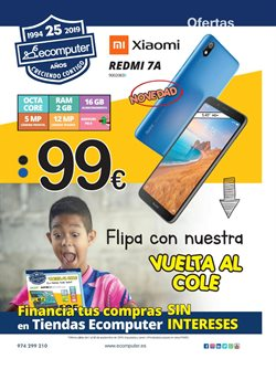 Ofertas de Ecomputer  en el folleto de Leganés