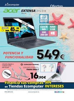 Catálogo Ecomputer en Leganés ( 18 días más )