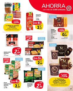 Ofertas de Navidul en el catálogo de Carrefour Market ( 5 días más)