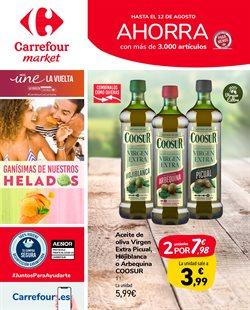 Ofertas de Carrefour Market en el catálogo de Carrefour Market ( 11 días más)