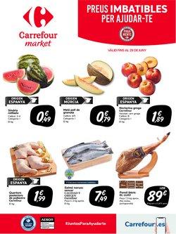 Ofertas de Carrefour Market en el catálogo de Carrefour Market ( 8 días más)