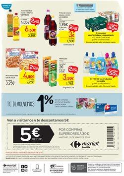 Ofertas de Aceite de oliva  en el folleto de Carrefour Market en Madrid