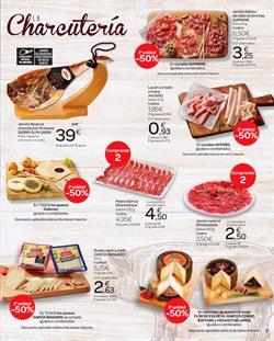 Ofertas de Jamón ibérico  en el folleto de Carrefour Market en Madrid