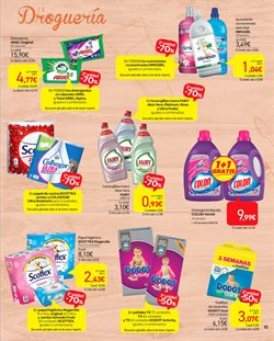 Ofertas de Fairy  en el folleto de Carrefour Market en Madrid