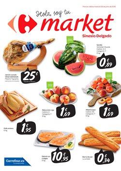 Ofertas de Pan  en el folleto de Carrefour Market en Madrid