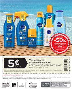 Ofertas de Crema corporal  en el folleto de Carrefour Market en Madrid