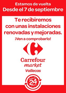 Ofertas de Carrefour Market  en el folleto de Madrid