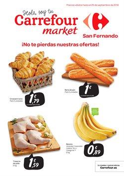 Ofertas de Hiper-Supermercados  en el folleto de Carrefour Market en El Puerto De Santa María
