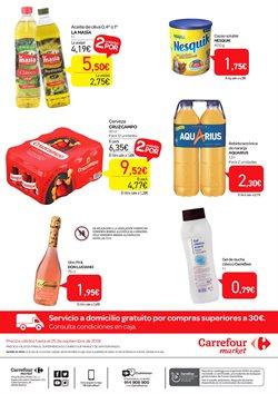 Ofertas de Carbonell  en el folleto de Carrefour Market en El Puerto De Santa María