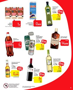 Ofertas de Coca-Cola  en el folleto de Carrefour Market en Leganés